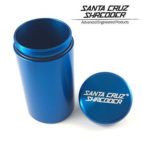 Santa Cruz anodizado aluminio alijos porros–cuatro colores a elegir