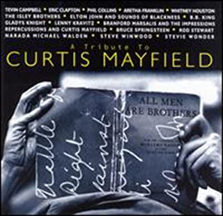 Tribute to Curtis Mayfield by Artistes Divers (B000002MOD) | Amazon Products