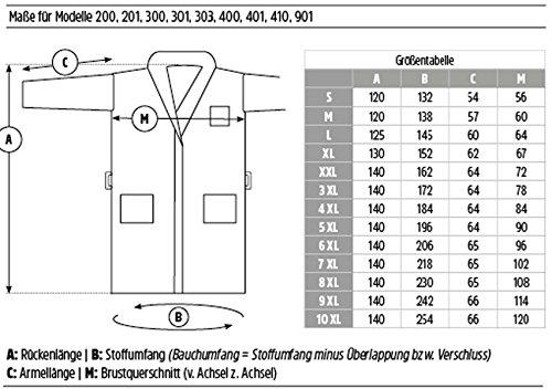 Bademantel Waffelpikee Schalkragen marine-8XL Übergröße