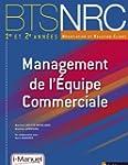 Management de l'Equipe Commerciale BT...