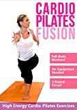 High Energy Full-Body Cardio Pilates Fitness Fusion Workout - Lose Weight and Get in Shape [OV]