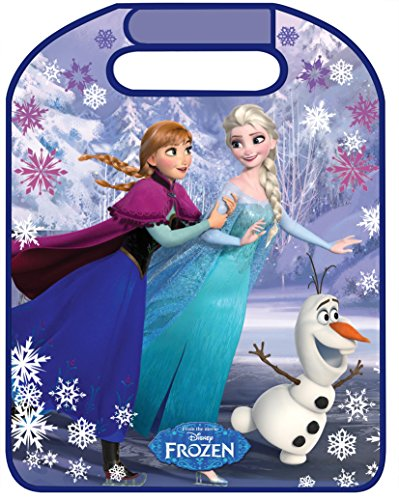 Disney 25091 Proteggisedile Anteriore, Disegno Frozen, Viola