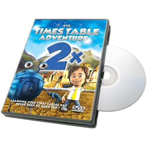 EAN 5060139189514 Times Table Adventure 2x Table : Journey To ...