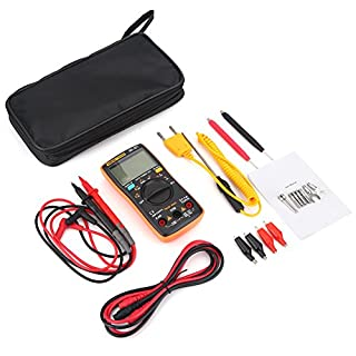 ANENG AN8009 Digital Auto Ranging Multimeters 9999 Count True RMS AC/DC Voltage HFE Electronic Meter