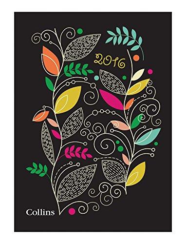 Collins 392PY-2016 Agenda civil Noir