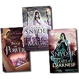 An Avry of Kazan Novel Collection Maria V. Snyder 3 Books Set