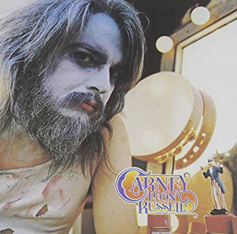 Leon russell carney [Import anglais]