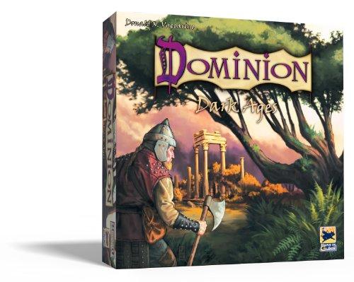 Hans im Glück 48228 - Dominion, Dark Ages (Erweiterung), Strategiespiel