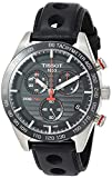 Tissot Analogue Black Round Dial Men's Watch _T1004171605100