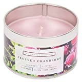 Candle Company Kerze, Frosted Cranberry