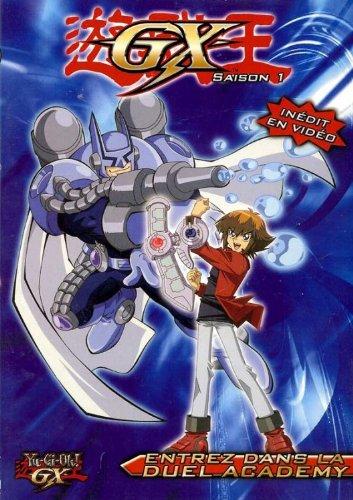 YU-GI-OH GX - SAISON 1 VOLUME 1