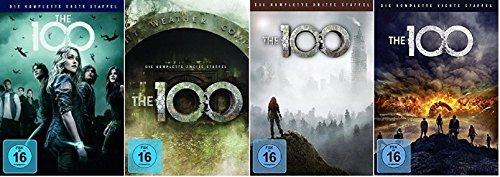 Produktbild The 100 Staffel 1-4 (1+2+3+4) [DVD Set]