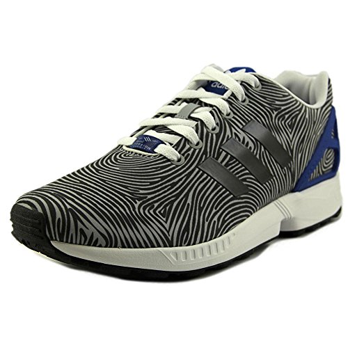 Adidas ZX Flux Synthetik Turnschuhe Clear/Dgsogr/Eqtblu