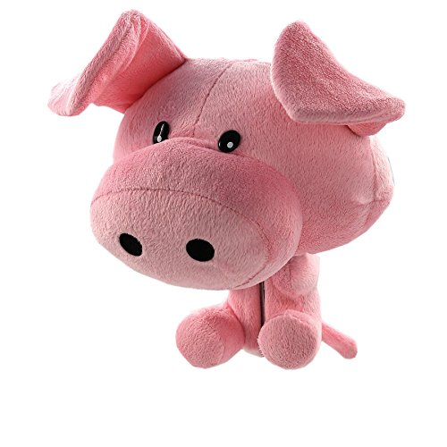 Longridge Club Hugger Head Cover - Pig -