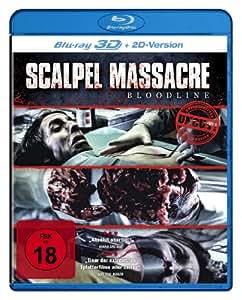 Scalpel Massacre (inkl. 2D-Version) [3D Blu-ray]