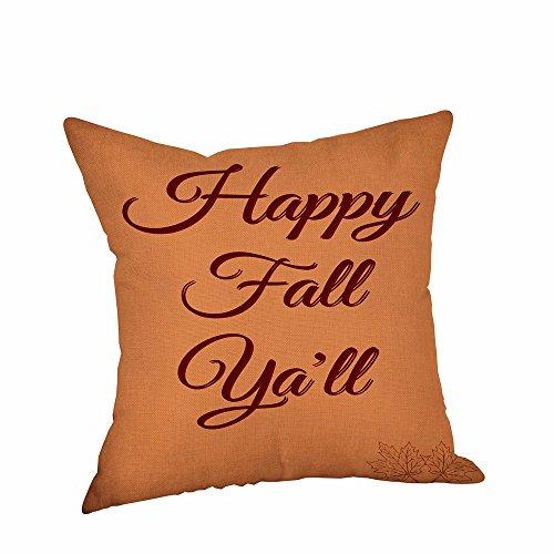 VEMOW Heißer Happy Halloween Kissenbezüge Heimtextilien Leinen Sofa -