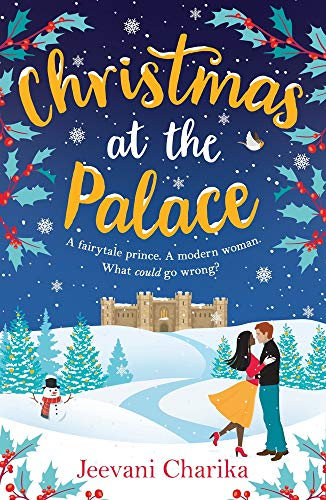 Christmas at the Palace: Your heartwarming, feel-good, festive read of 2018!