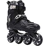 STBB Rollschuhe Erwachsene Inline Skates Freestyle Slalom Rollschuh Stiefel Rocked Wheels Skate Patines Für Damen Herren