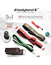 BodybandX Pull Up Assist Bands Heavy Resistance Band