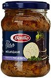 Barilla - Pestato Melanzane, Perfetto per la Pasta - 2 vasetti da 175 g [350 g]
