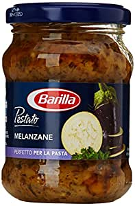 Barilla - Pestato Melanzane, Perfetto per la Pasta - 175 g