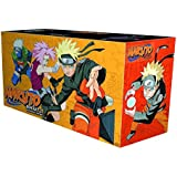 Naruto Box Set 2: Volumes 28-48