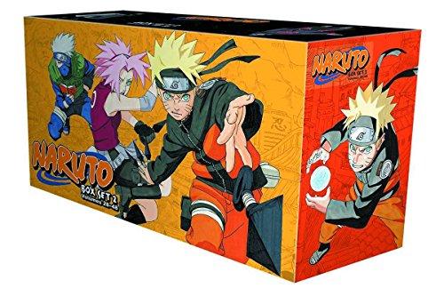 Naruto Box Set 2 28-48