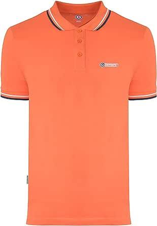 Lambretta Men's Triple Tipped Polo Shirt