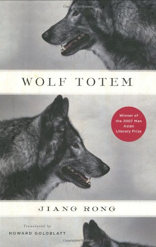 Wolf Totem por Jiang Rong
