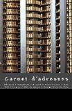 Telecharger Livres Carnet d adresses Adresse Telephone E mail Anniversaire Site Web Log in Mot de passe Noir (PDF,EPUB,MOBI) gratuits en Francaise
