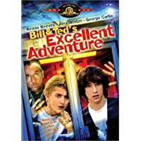 Bill & Ted's Excellent Adventure by Keanu Reeves