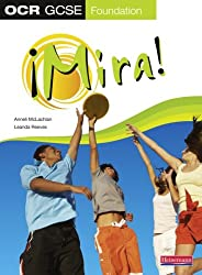 Mira Ocr Gcse Spanish Foundation Student Book (Ocr Gcse Mira)
