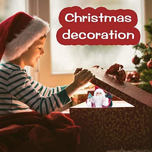 Zoom IMG-3 aheadad christmas santa claus doll