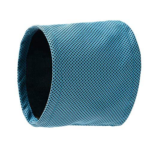 Balacoo Hunde Schal Pet Cooling Neck Wrap Coole Kragen Sommer für Pet- Größe L Neck Cool Wrap