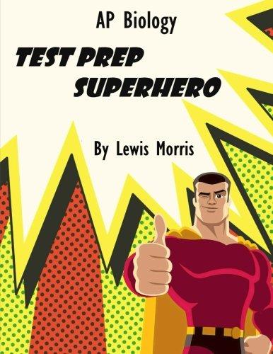 AP Biology Test Prep Superhero (Ap Biology Test Prep)