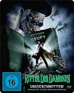Ritter der Dämonen - Geschichten aus der Gruft präsentiert - Ungeschnitten/Steelbook [Blu-ray]