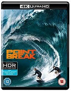 Point Break (4K Ultra HD Blu-ray) [2016]