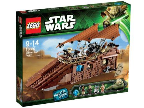 Preisvergleich Produktbild Lego Star Wars 75020 - Jabba's Sail Barge