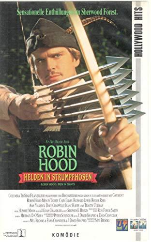 Robin Hood - Helden in Strumpfhosen [VHS]