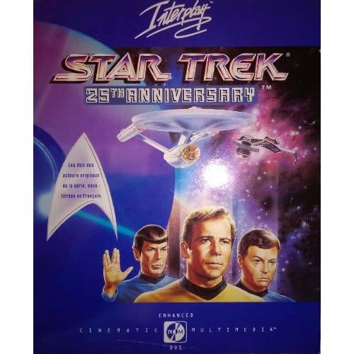 Star Trek - 25th Anniversary - Interplay - CD-Rom - jeu PC