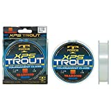 Trabucco Draht XPS Trout Competition 150 m (0,16 bis 0,25 mm), NESSUNO, 18