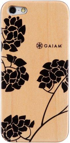 gaiam-hydrangea-coque-en-bois-pour-iphone-5-5s-rouge