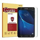 OMOTON Panzerglas Schutzfolie für Samsung Galaxy Tab A 7.0 mit [9H Härte] [Crystal Clear] [kratzresistent] [Bläschenfrei für Installation]