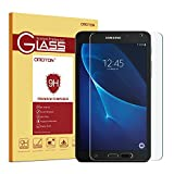 Satacnut Samsung Galaxy Tab A 7.0 Protector de Pantalla [9H Dureza] Cristal Templado Tab A 7.0 SM-T280N