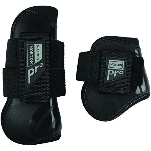 protectores-de-tendon-y-menudillo-norton-pro-color-negro-talla-full