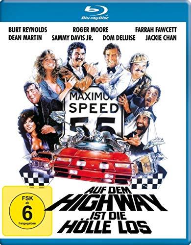 Auf dem Highway ist die Hölle los (Blu-ray)