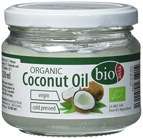 Bioasia Bio Kokosnussöl, virgin, 250 ml
