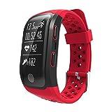 GPS Fitness Aktivität Tracker IP68 Wasserdicht Mehrere Sport Modus Smart Armband