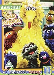 Sesame Street - Old School: Vol. 1 [UK Import]