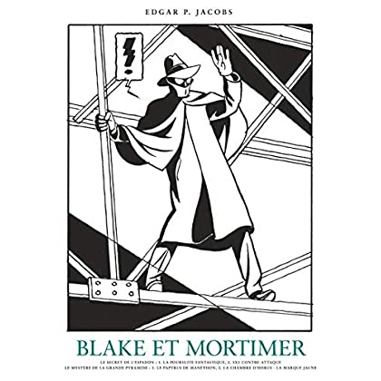 Blake & Mortimer - Intégrales - tome 7 - Intégrale tomes 1 à 6 (Collection Niffle)